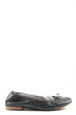Tamaris Ballerina pieghevole nero stile casual