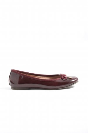 Tamaris Classic Ballet Flats brown casual look