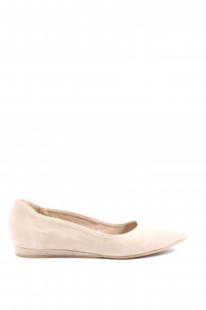 Tamaris Ballerina pieghevole crema stile casual