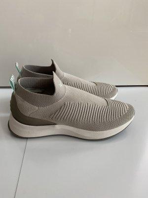 Tamaris Sneaker slip-on grigio chiaro