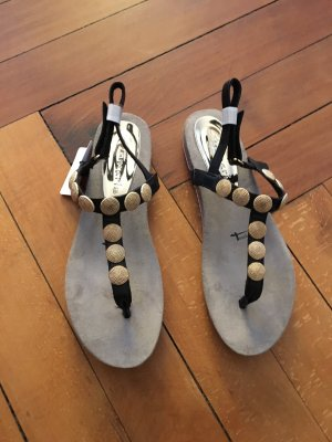Tamaris Flip flop sandalen veelkleurig
