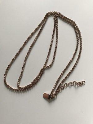 Tamaris Necklace rose-gold-coloured