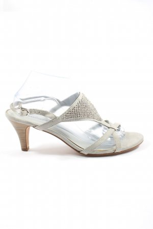 Tamaris High Heel Sandal light grey elegant