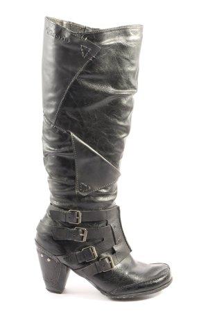 Tamaris High Heel Stiefel braun Casual-Look