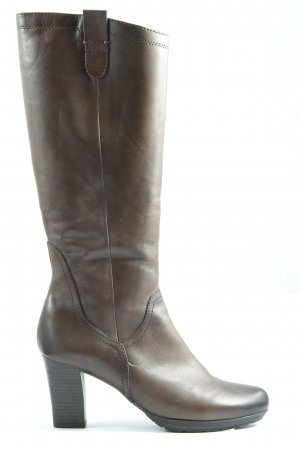 Tamaris High Heel Boots brown casual look