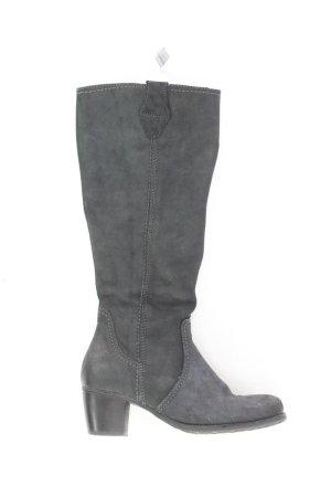 Tamaris Wysokie buty na obcasie czarny