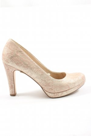 Tamaris High Heels nude Business-Look
