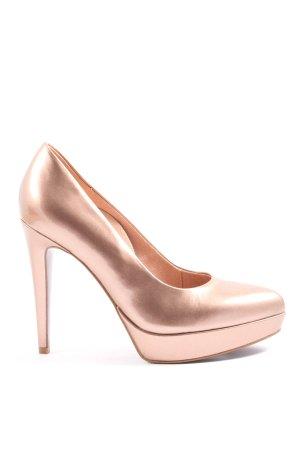 Tamaris High Heels pink Casual-Look
