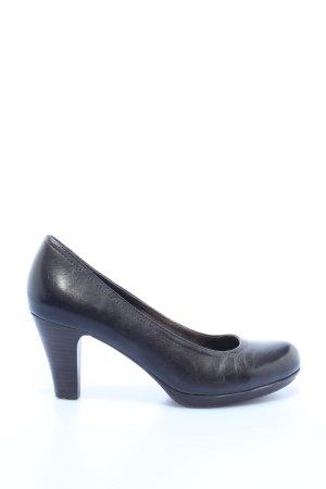 Tamaris High Heels schwarz Casual-Look