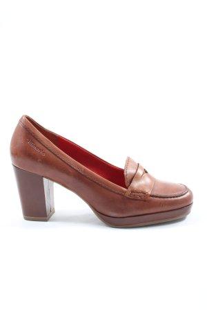Tamaris High Heels braun Business-Look