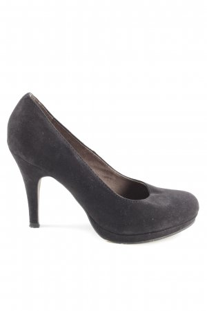 Tamaris High Heels schwarz Business-Look