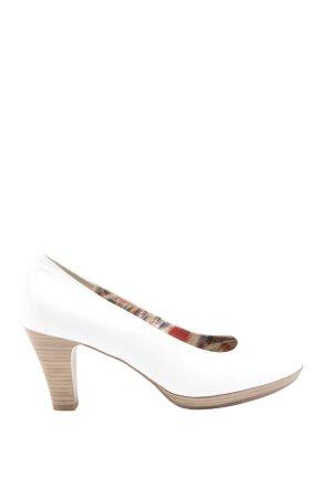 Tamaris Zapatos Informales blanco estilo «business»