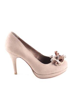 Tamaris High Heels nude Elegant