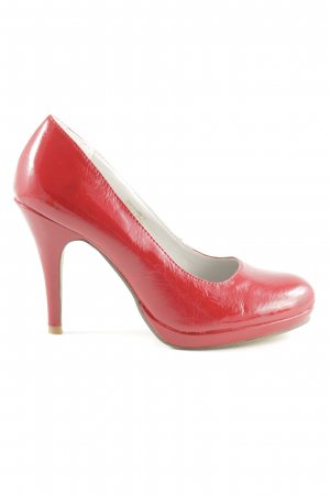 Tamaris High Heels rot Business-Look