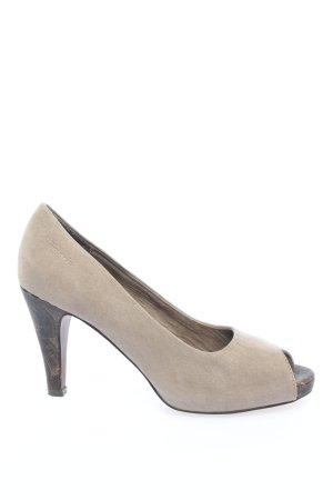 Tamaris High Heels wollweiß Elegant