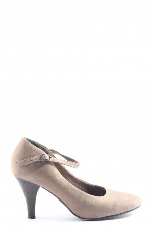 Tamaris High Heels hellgrau Casual-Look