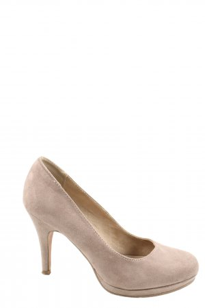 Tamaris High Heels pink Business-Look