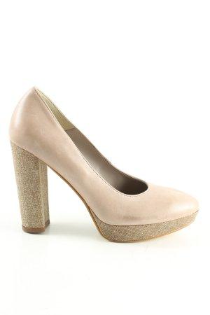 Tamaris High Heels creme Business-Look