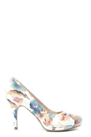 Tamaris High Heels Allover-Druck Casual-Look