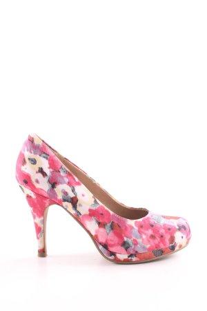 Tamaris High Heels abstraktes Muster Elegant
