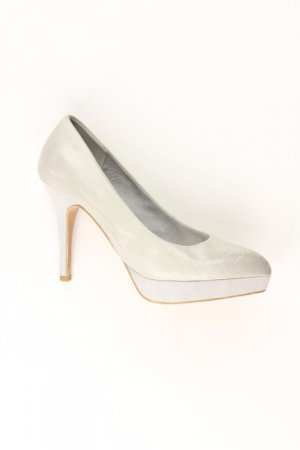 Tamaris High Heels Größe 37 silber