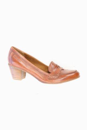 Tamaris High Heels Größe 41 braun aus Leder