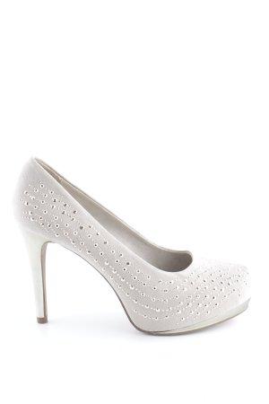 Tamaris High Heels hellgrau Elegant