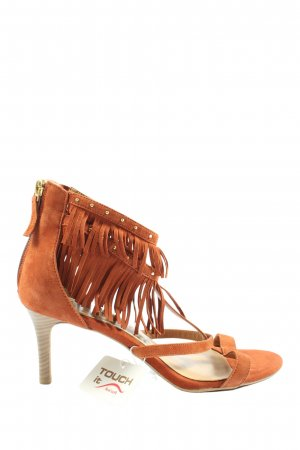 Tamaris High Heels hellorange Elegant