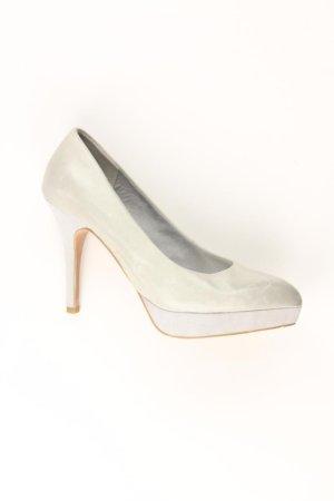 Tamaris High Heels silber Größe 37
