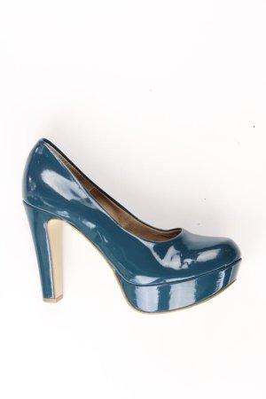 Tamaris High Heels türkis Größe 40