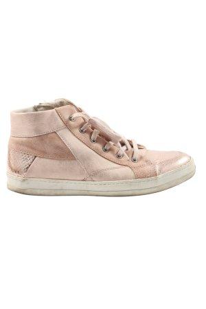Tamaris High Top Sneaker pink Casual-Look