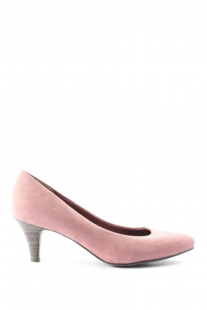 Tamaris Hochfront-Pumps pink Casual-Look