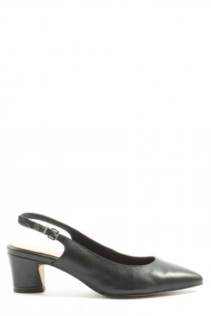 Tamaris Slingback-Pumps schwarz Casual-Look