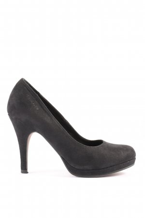 Tamaris Hochfront-Pumps braun Business-Look