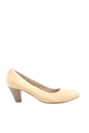 Tamaris Zapatos Informales crema look casual