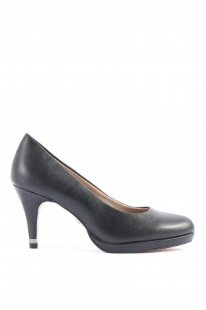Tamaris High-Front Pumps black business style