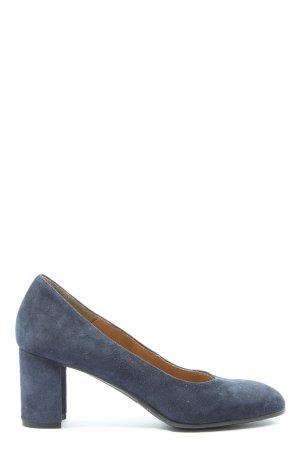 Tamaris Décolleté accollato blu stile casual