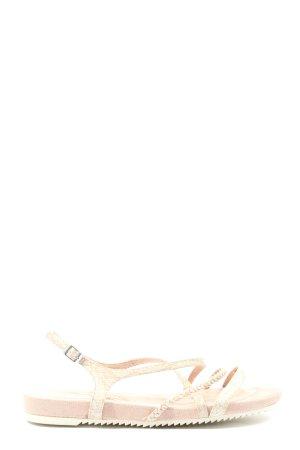 Tamaris Sandalo comodo bianco sporco stile casual