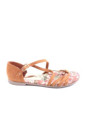 Tamaris Comfort Sandals light orange casual look