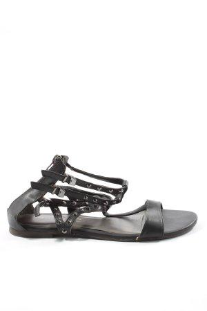 Tamaris Wygodne sandały czarny W stylu casual