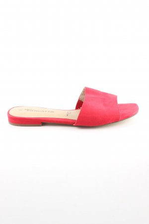 Tamaris Comfort Sandals red casual look