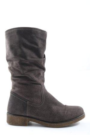 Tamaris Krótkie buty jasnoszary Elegancki