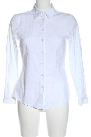 Tamaris Camicia a maniche lunghe bianco stile professionale