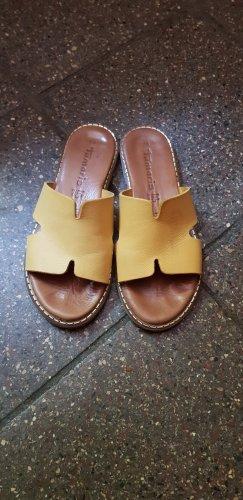 Tamaris Flip flop sandalen veelkleurig Leer