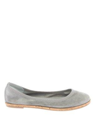 Tamaris Mary Jane Ballerinas light grey-brown casual look