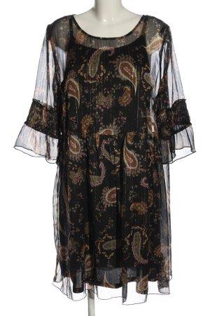Tamaris Robe courte motif abstrait élégant