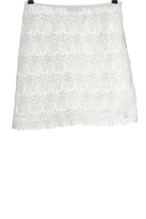 Tamaris Minigonna bianco stile casual