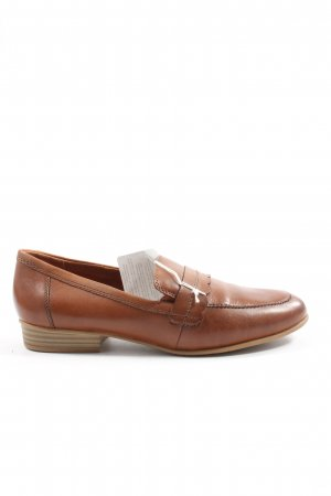 Tamaris Scarpa monk strap marrone stile casual