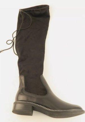Tamaris Stretch Boots black
