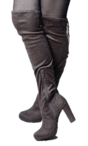 Tamaris Overknees Boots Braun Gr. 36 - Neu
